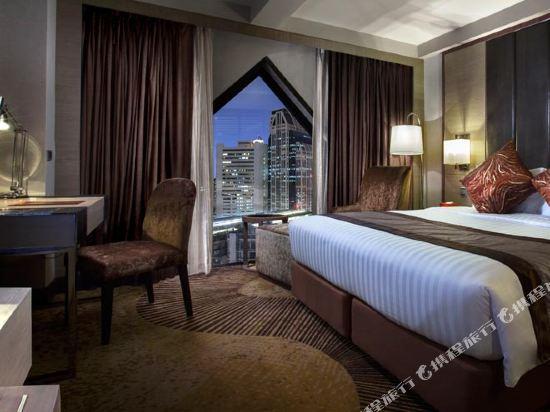 康帕斯酒店集團素坤逸11巷瑞士大酒店(Grand Swiss Sukhumvit 11 by Compass Hospitality)行政套房
