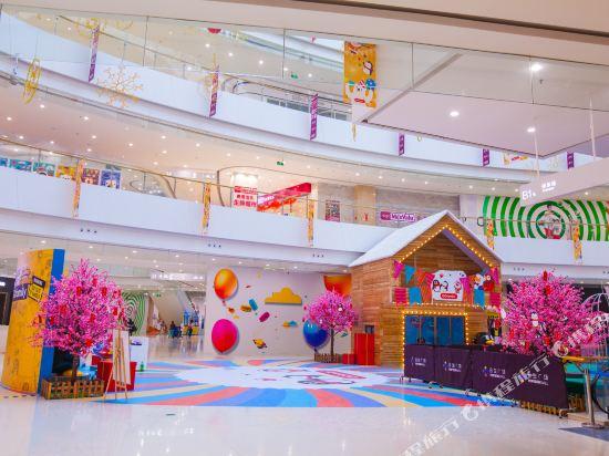 星倫國際公寓(廣州合生廣場店)(Xinglun International Apartment (Guangzhou Hopson Mall))周邊圖片