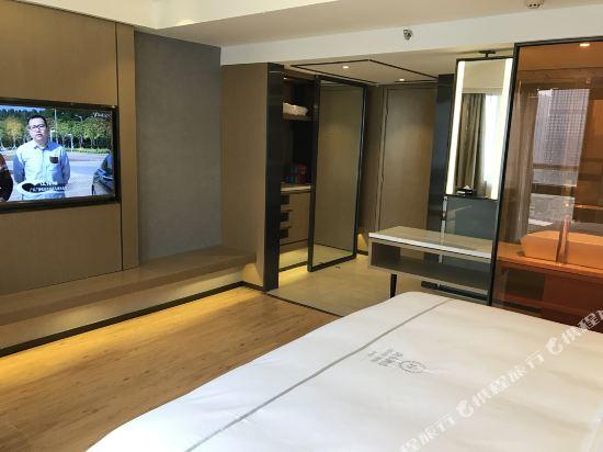 桔樹國際公寓(廣州珠江新城店)(Orange International Apartment (Guangzhou Zhujiang New City))行政套房