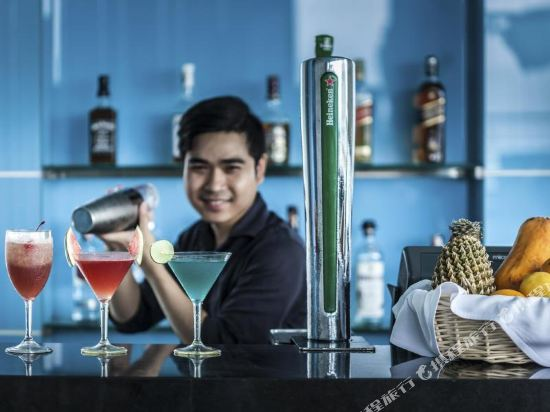 康帕斯酒店集團曼谷歐陸酒店(The Continent Bangkok by Compass Hospitality)酒吧