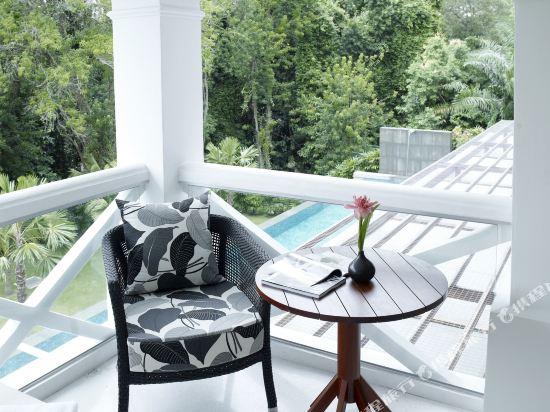 新加坡聖淘沙安曼納聖殿度假酒店(Amara Sanctuary Resort Sentosa)家庭客廳套房