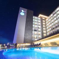 濟州哨聲酒店酒店預訂