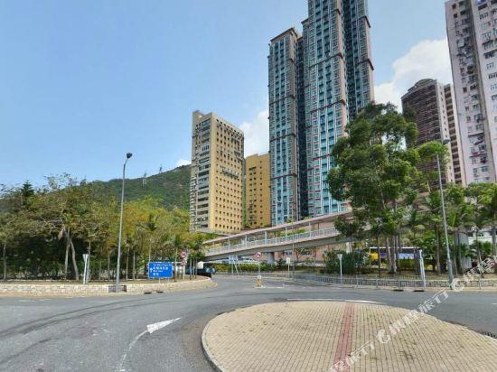 香港明愛張奧偉國際賓館(Caritas Oswald Cheung International House)周邊圖片