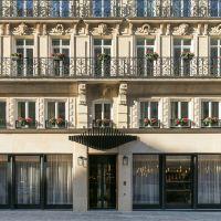 巴黎盧浮新橋安珀酒店酒店預訂