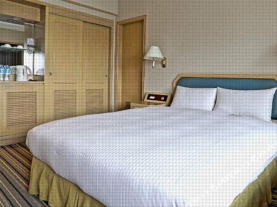 台北三德大飯店(Santos Hotel)標準單人房