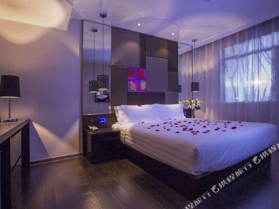 桔子酒店·精選(北京學院路店)(Orange Hotel Select (Beijing Xueyuan Road))高級大床房
