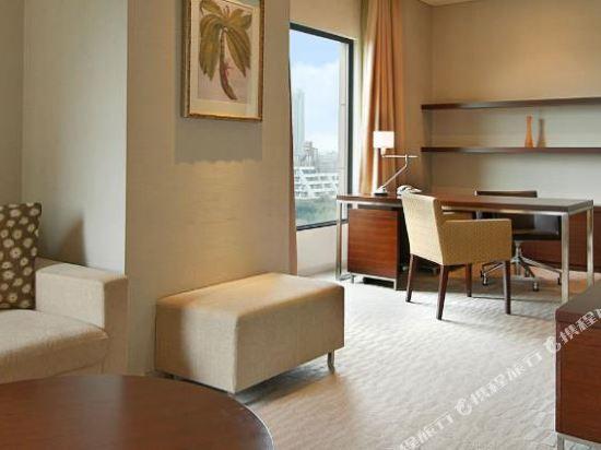 東京凱悅酒店(Hyatt Regency Tokyo)嘉賓軒行政套房