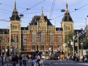 阿姆斯特丹中央車站宜必思尚品酒店(Ibis Styles Amsterdam Central Station)