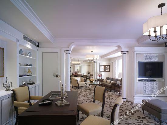 曼谷香格里拉大酒店(Shangri-La Hotel Bangkok)KRUNGTHEP樓特色套房