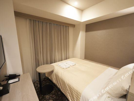 東京相鐵弗雷薩旅店銀座七丁目酒店(Sotetsu Fresa Inn Ginza-Nanachome)舒適雙人房