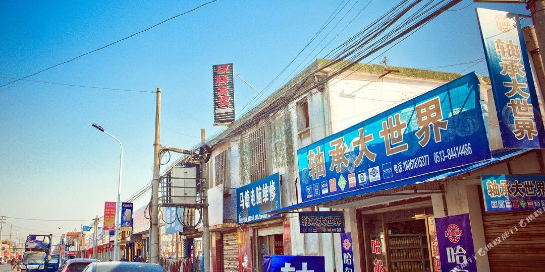 步行街 街道 街景 商业街 1080_540