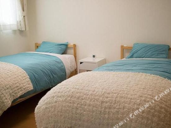 札幌溫馨山莊(Warm Villa Sapporo)雙床套房(帶沙發床)