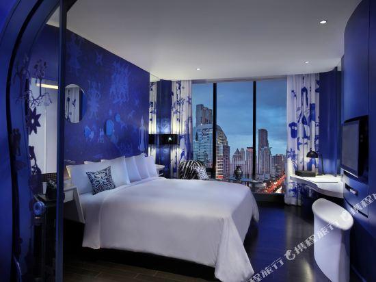 曼谷索菲特特色酒店(SO Sofitel Bangkok)Sofitel So Bangkok -  Earth So Cozy Room