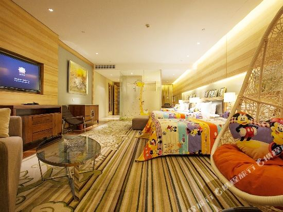 東莞厚街國際大酒店(HJ International Hotel)子母房