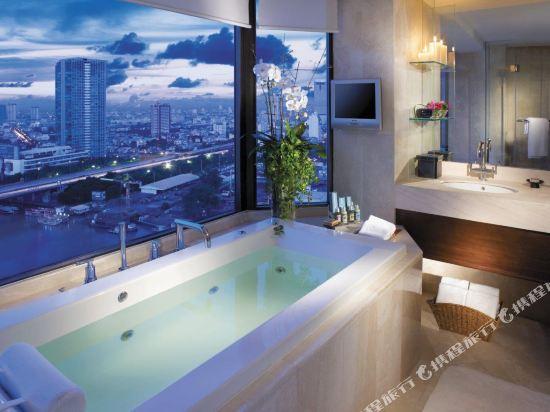 曼谷香格里拉酒店(Shangri-La Hotel Bangkok)香格里拉樓尊榮套房
