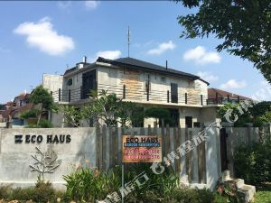 新山生態花園民宿(Eco Haus Garden Residential Johor Bahru)