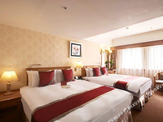 台北天成大飯店(Cosmos Hotel Taipei)温馨家庭4人房