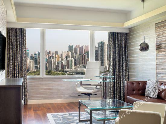 香港柏寧鉑爾曼酒店(The Park Lane Hong Kong a Pullman Hotel)柏寧套房
