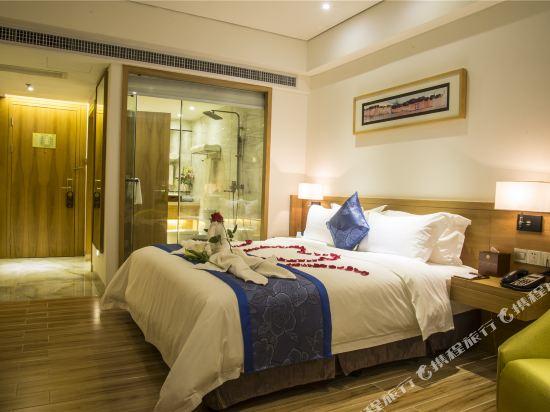 天和酒店(深圳機場T3航站樓店)(Tianhe Hotel (Shenzhen Airport Terminal 3))豪華大床房