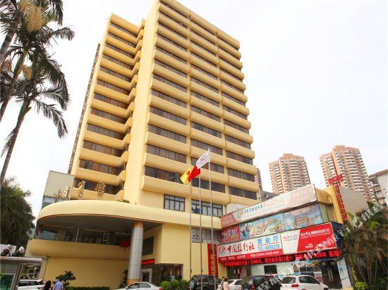 珠海華僑賓館(Hua Qiao Hotel)外觀