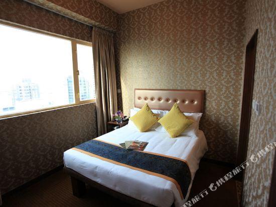 香港華麗都會酒店(Grand City Hotel)都會海景套房