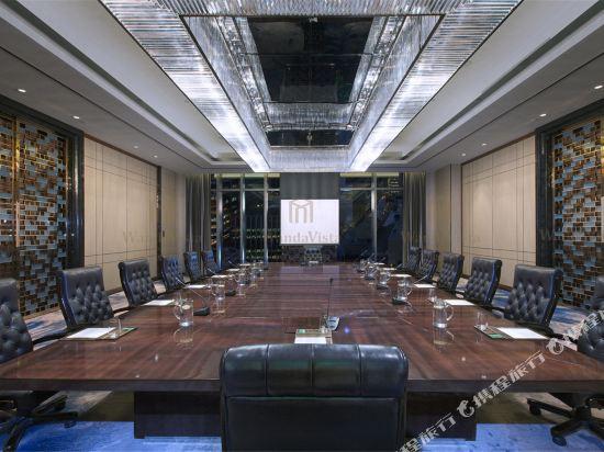 東莞萬達文華酒店(Wanda Vista Dongguan)會議室