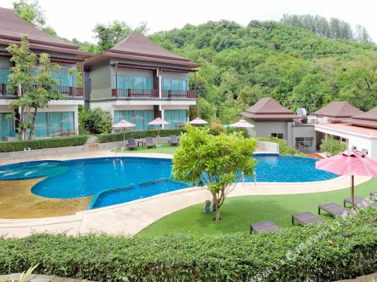 普吉島攀瓦海灘禪房高級酒店
