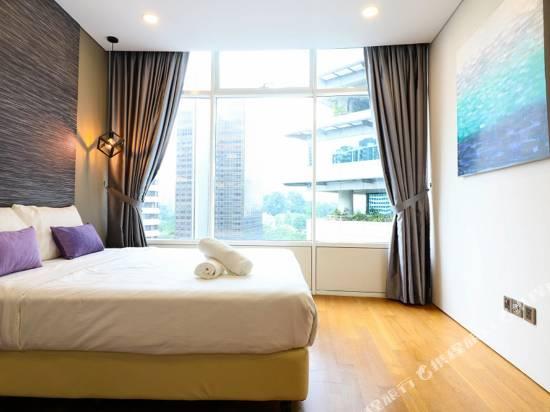 吉隆坡維多利亞之家旋風雙子塔旅館