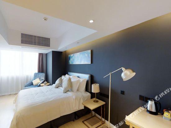 上海奕鄰66酒店(Ten66 Serviced Residences Supercity by Ariva)豪華大床房