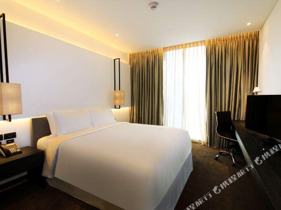 曼谷安曼納酒店(Amara Bangkok Hotel)Executive room
