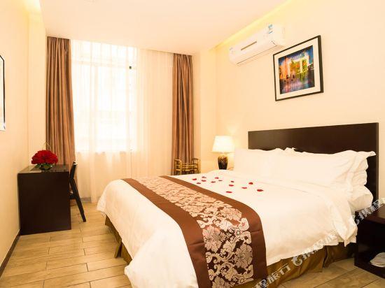 珠海寰庭精品酒店(Aqueen Hotel)親子房