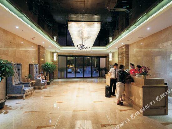 廣州臨江上品維福頓公寓(琶洲會展中心店)(Linjiang Shangpin Weifudun Apartment (Pazhou Complex))公共區域