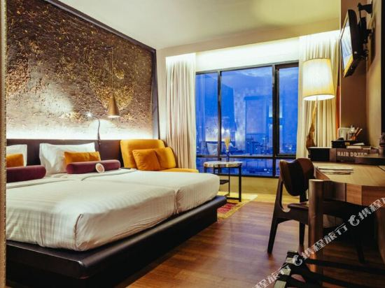曼谷暹羅名家設計酒店(Siam@Siam Design Hotel Bangkok)豪華房