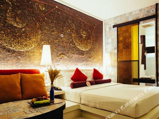 曼谷暹羅名家設計酒店(Siam@Siam Design Hotel Bangkok)至尊豪華房