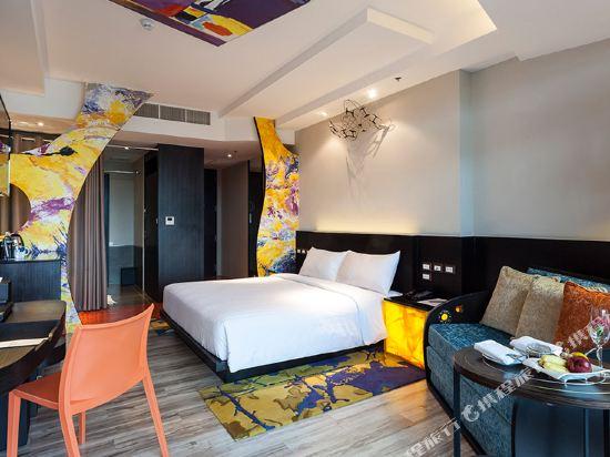 芭堤雅暹羅設計酒店(Siam@Siam Design Hotel Pattaya)至尊休閒房