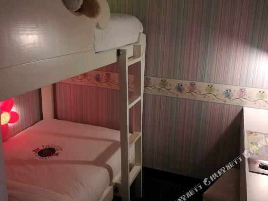 芭堤雅硬石酒店(Hard Rock Hotel Pattaya)海景兒童家庭套房