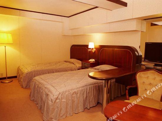 大阪一致酒店(Hotel Consort Osaka)豪華雙床房