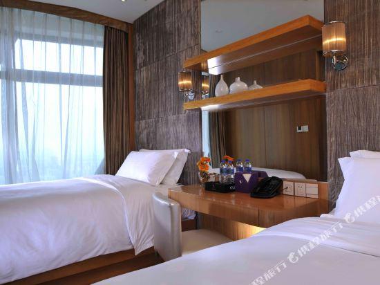 深圳皇庭V國際公寓(原皇庭禮尚公寓)(Wongtee V International Apartment)V親子套房