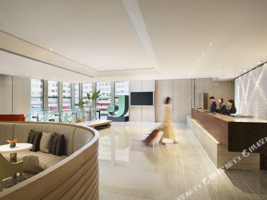 香港今旅酒店(Hotel Jen Hong Kong)公共區域