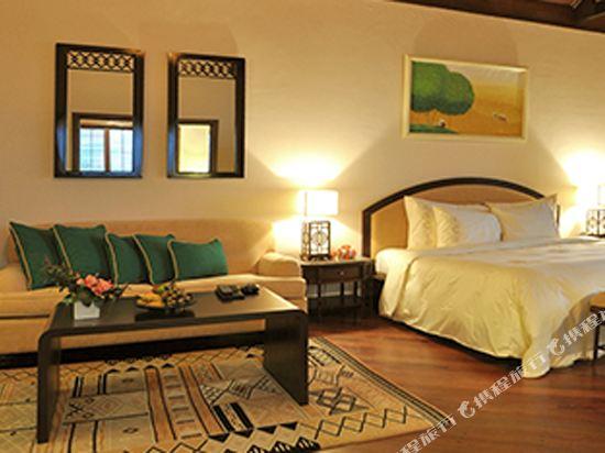 峴港富麗華別墅酒店(Furama Villas Danang)海洋套房