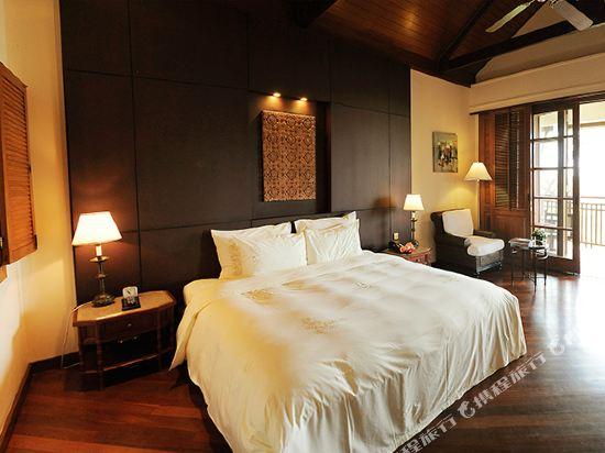 峴港富麗華別墅酒店(Furama Villas Danang)瀉湖高級房