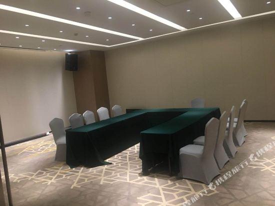 上海萬信R酒店(Wassim R Hotel)會議室