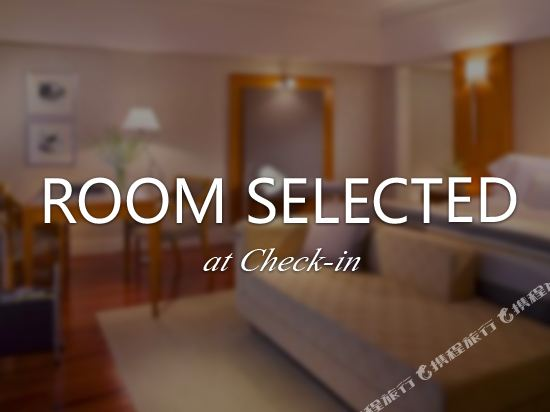 新加坡費爾蒙酒店(Fairmont Singapore)入住時指定房型