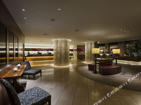 東京希爾頓酒店(Hilton Tokyo Hotel)大堂吧