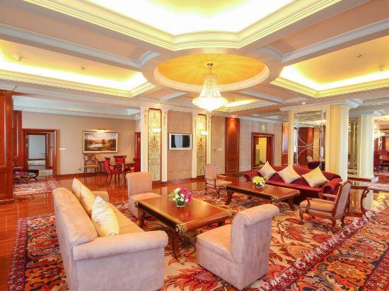 綠寶石酒店(The Emerald Hotel)翡翠套房
