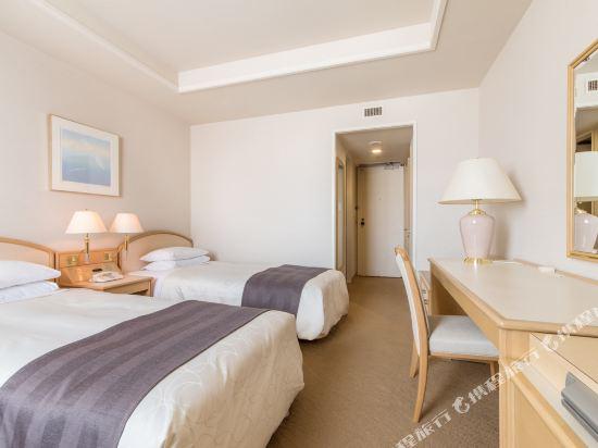 札幌公園飯店(Sapporo Park Hotel)標準雙床房