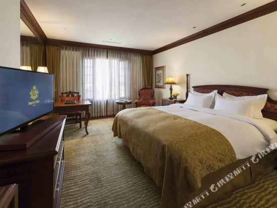 首爾皇宮酒店(Imperial Palace Seoul)豪華房