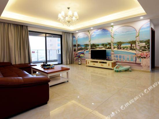 Q加·泰萊半島國際公寓(珠海橫琴海洋王國店)(Tailai Peninsula International Apartment (Zhuhai Hengqin Changlong Ocean Kingdom))海洋世紀寬敞三房二廳套房