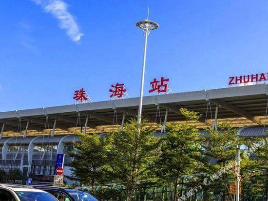 金域酒店(珠海拱北口岸步行街店)(Jin Yu Hotel (Zhuhai Gongbei Port Pedestrian Street))周邊圖片