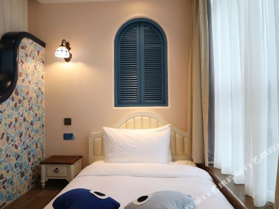 常州環球港郵輪酒店(Global Harbor Cruise Hotel)波羅的海家庭套房